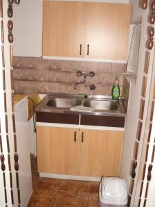 Kis Apartmanház, Apartmány  Hévíz - big - 17