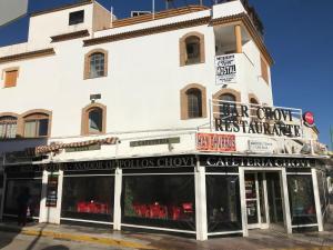 Hostal Restaurante Chovi