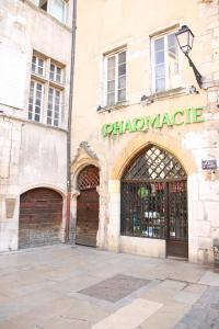 Vieux Lyon Cour Renaissance, Апартаменты  Лион - big - 8