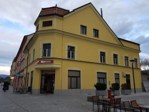 Apartmaji Fazarinc