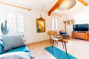 Luckey Homes - Rue Trigance, Apartmány  Marseille - big - 5