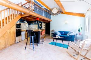 Luckey Homes - Rue Trigance, Apartmány  Marseille - big - 1