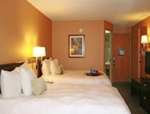 Pokój Dwuosobowy z 2 podwójnymi łóżkami
