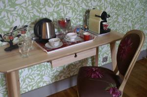 B&B Vassy Etaule, Bed & Breakfast  Avallon - big - 90