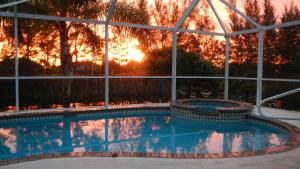 Villa Sunset Dream, Nyaralók  Cape Coral - big - 2