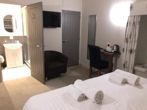 Red Well Inn, Отели  Carnforth - big - 22