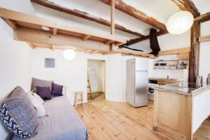 Air Rental - Un Loft en plein sur le Vieux-Port, Apartmány  Marseille - big - 7