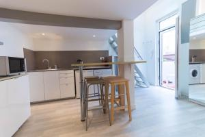 Luckey Homes - Rue Marignan, Ferienwohnungen  Marseille - big - 5