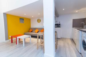 Luckey Homes - Rue Marignan, Ferienwohnungen  Marseille - big - 11