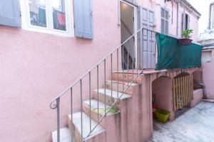 Luckey Homes - Rue Marignan, Ferienwohnungen  Marseille - big - 17