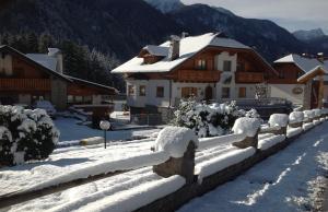 Hotel La Baita, Hotely  Malborghetto Valbruna - big - 26