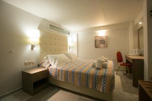 Hotel Life, Hotely  Herakleion - big - 59