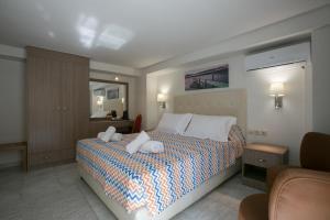 Hotel Life, Hotely  Herakleion - big - 140