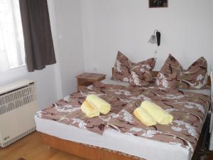 Kis Apartmanház, Apartmány  Hévíz - big - 47