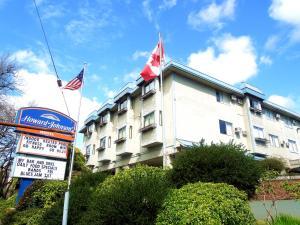 Howard Johnson Hotel by Wyndham Victoria, Hotels  Victoria - big - 56
