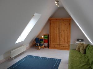 Spukwiese 2, Apartmány  Steinhagen - big - 12