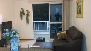 Apartamento na Praia de Bombas, Апартаменты  Бомбиньяс - big - 5