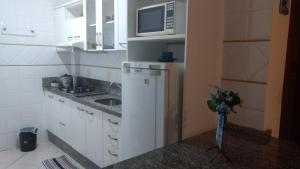 Apartamento na Praia de Bombas, Апартаменты  Бомбиньяс - big - 9