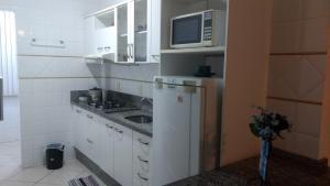 Apartamento na Praia de Bombas, Апартаменты  Бомбиньяс - big - 10