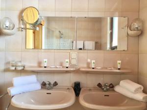 Promenaden-Strandhotel Marolt, Hotely  Sankt Kanzian - big - 35