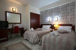 Hotel Life, Hotely  Herakleion - big - 128