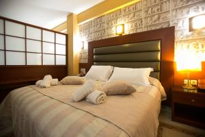 Hotel Life, Hotely  Herakleion - big - 118