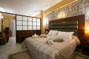 Hotel Life, Hotely  Herakleion - big - 116