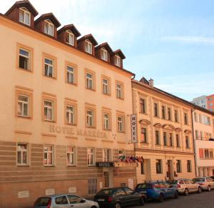 Marketa, Hotels  Prag - big - 28
