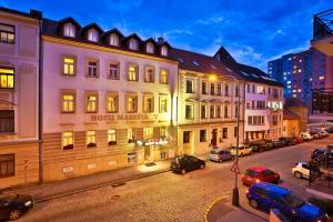 Marketa, Hotels  Prag - big - 27