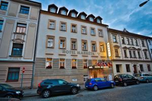 Marketa, Hotels  Prag - big - 26