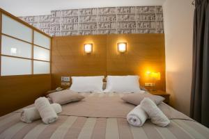 Hotel Life, Hotely  Herakleion - big - 94