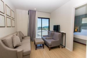 Dlux Condominium Phuket, Apartmány  Chalong  - big - 14