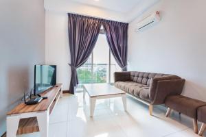 Amazing Seaview near JB City Centre, Apartmány  Johor Bahru - big - 41