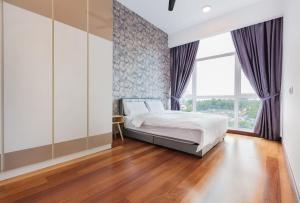Amazing Seaview near JB City Centre, Apartmány  Johor Bahru - big - 45