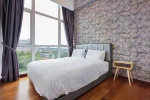 Amazing Seaview near JB City Centre, Apartmány  Johor Bahru - big - 50