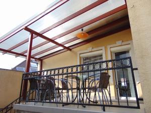 Kata vendégház, Penziony  Bük (Bükfürdö) - big - 76
