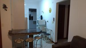 Apartamento na Praia de Bombas, Апартаменты  Бомбиньяс - big - 25