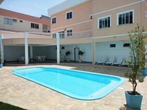 Apartamento na Praia de Bombas, Апартаменты  Бомбиньяс - big - 43