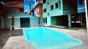 Apartamento na Praia de Bombas, Апартаменты  Бомбиньяс - big - 48