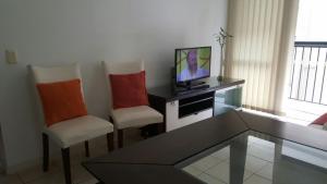 Palazzo - Laranjeiras, Apartmány  Rio de Janeiro - big - 19