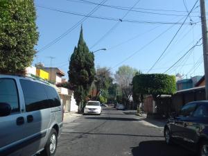 Habitacion con vigilancia al sur CDMX, Alloggi in famiglia  Città del Messico - big - 4