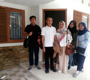 D'Java Homestay Babarsari, Holiday homes  Yogyakarta - big - 14