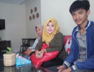 D'Java Homestay Babarsari, Holiday homes  Yogyakarta - big - 17