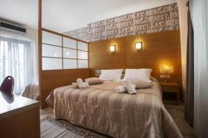 Hotel Life, Hotely  Herakleion - big - 40