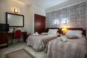 Hotel Life, Hotely  Herakleion - big - 43