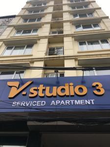 V-Studio Apartment 3, Hotely  Hanoj - big - 24