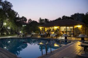 Doga Apartments, Residence  Kayakoy - big - 67