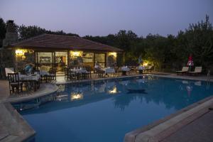 Doga Apartments, Residence  Kayakoy - big - 65