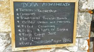 Doga Apartments, Residence  Kayakoy - big - 66
