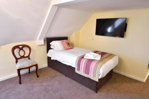The Royal Victoria and Bull Hotel, Guest houses  Dartford - big - 5